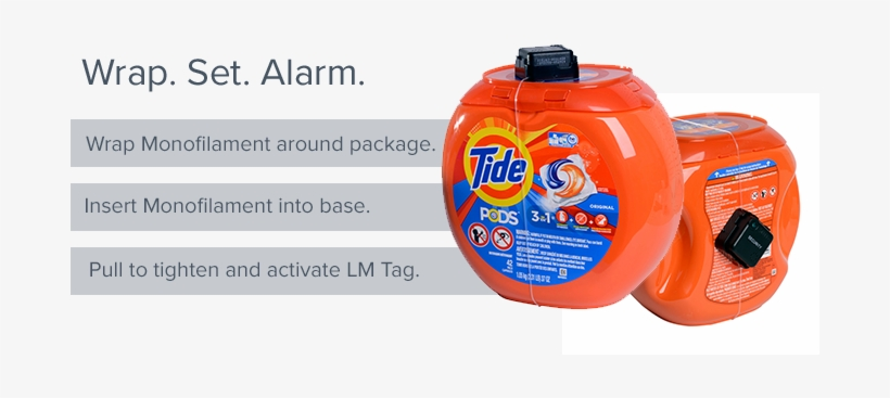 Lm Tag Can Be Adjusted To Be Visible At Rst Glance - Tide 3in1 Laundry Pods Spring Meadow, transparent png #1003842