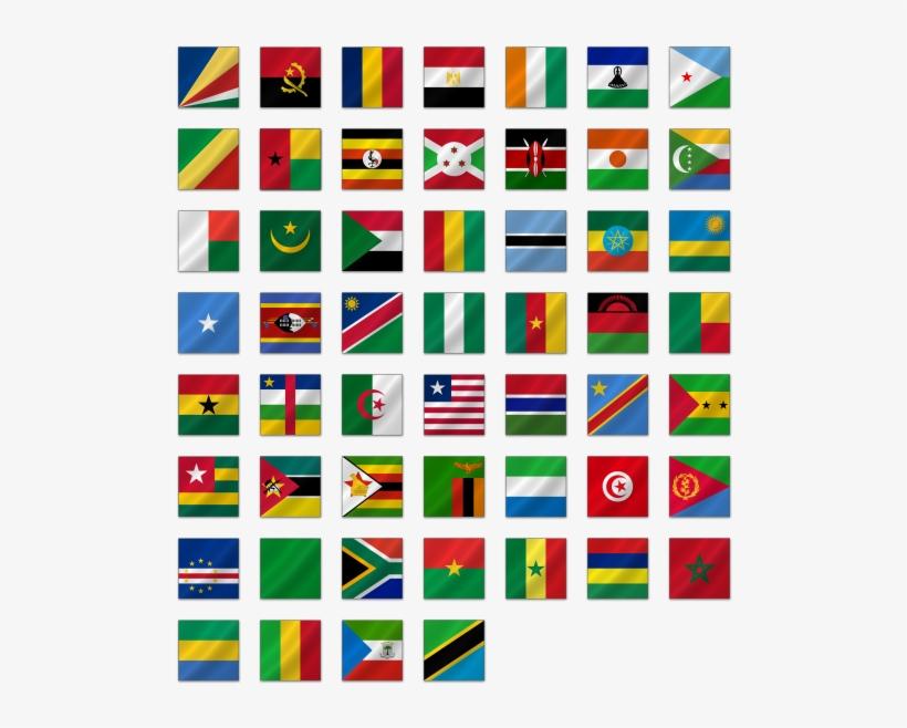 флаги африки фото с названием цветы