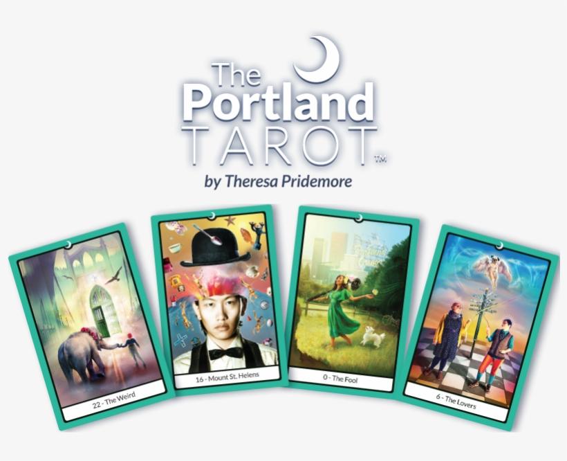 The Portland Tarot Majors Deck Available Now - Portland Tarot, transparent png #1007944