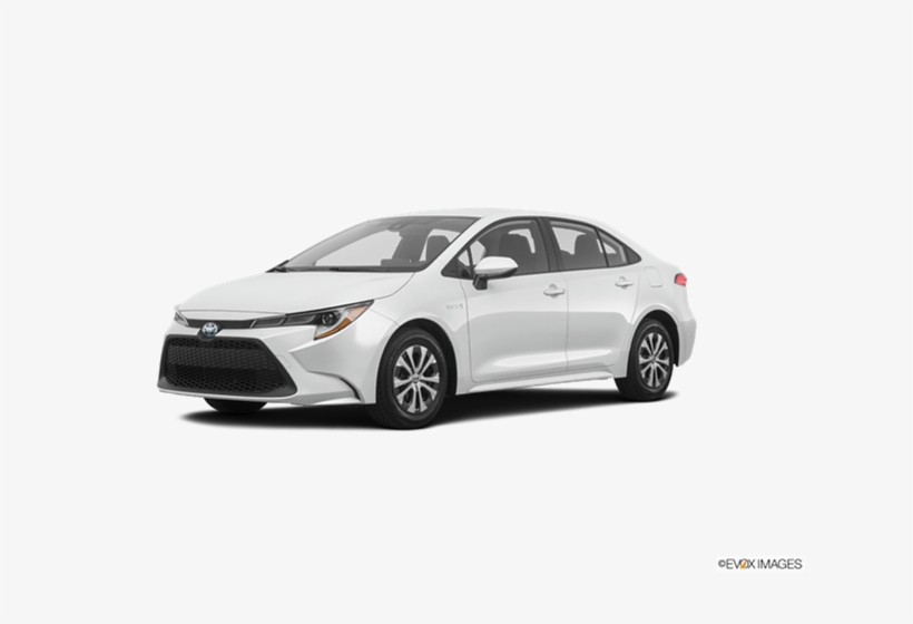 2020 Toyota Corolla Hybrid - 2017 Toyota Camry Se White, transparent png #10055017