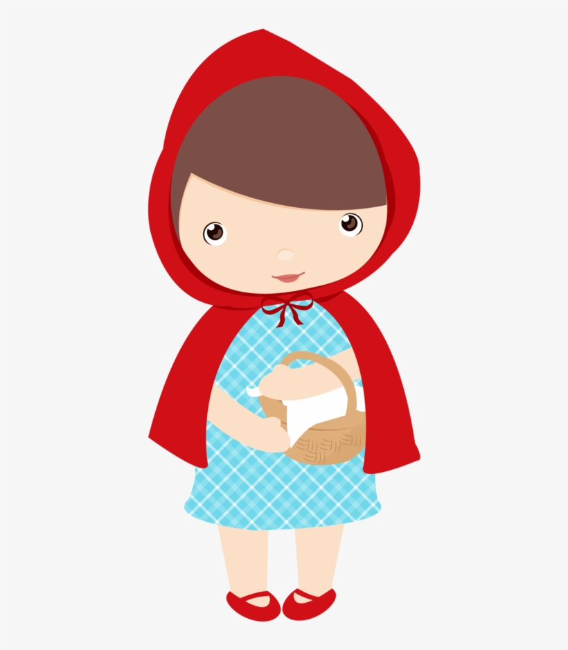 @luh-happy's Profile - Minus - Little Red Riding Hood Transparent Background, transparent png #10059442