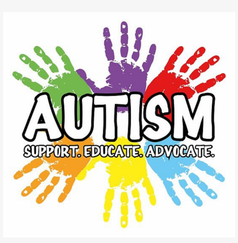 #autism #awareness - Autism Support, transparent png #10061263