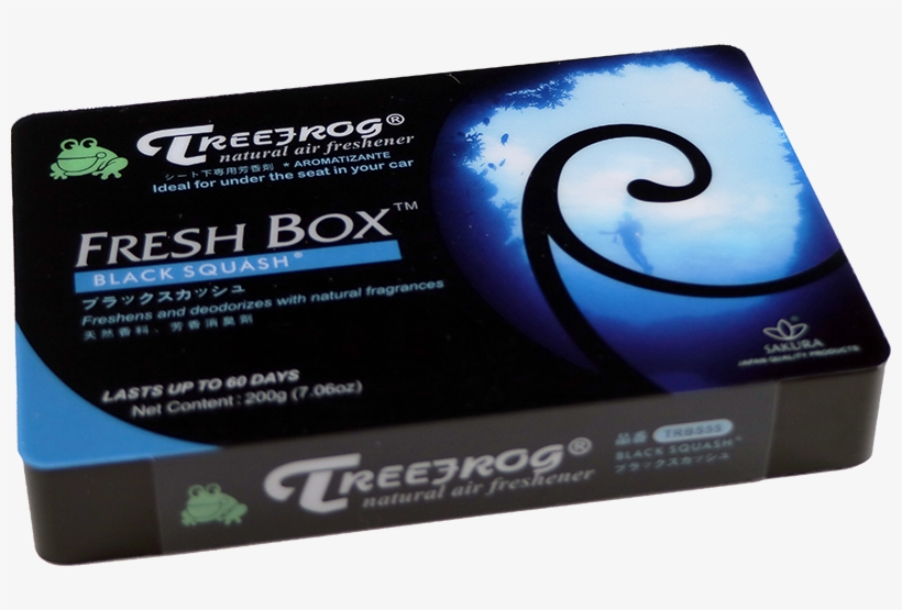 Treefrog Fresh Box - Tree Frog Air Freshener, transparent png #10063652
