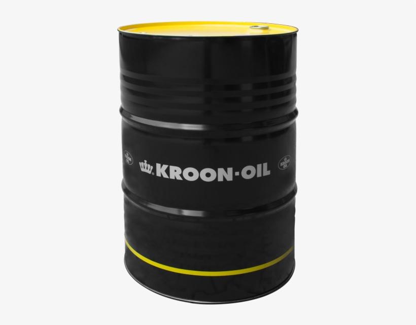 60 L Drum Kroon-oil Perlus H - Kroon Oil 60l, transparent png #10064981