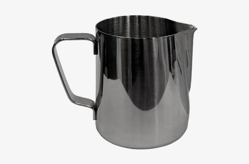 Java Gear Milk Pitcher With Measurements - Mug, transparent png #10065157