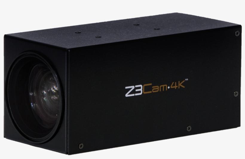 Z3cam-4k Ip Video Camera - Synology Diskstation Ds216 Ii, transparent png #10068971