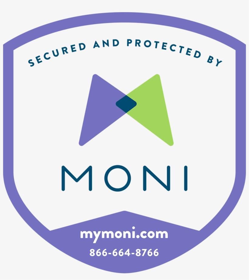 Moni Smart Security Yard Signage Thoma Thoma - Moni Sign, transparent png #10070693