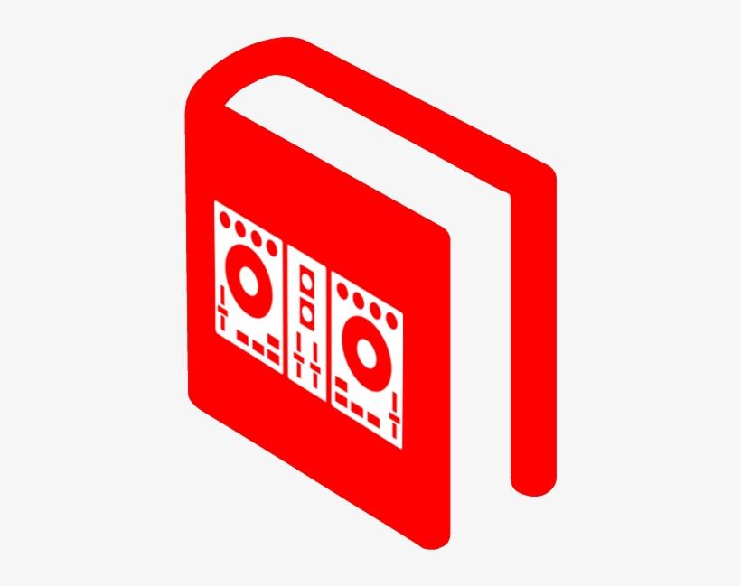 Hardware Manuals - Virtual Dj 8 Icon, transparent png #10071982