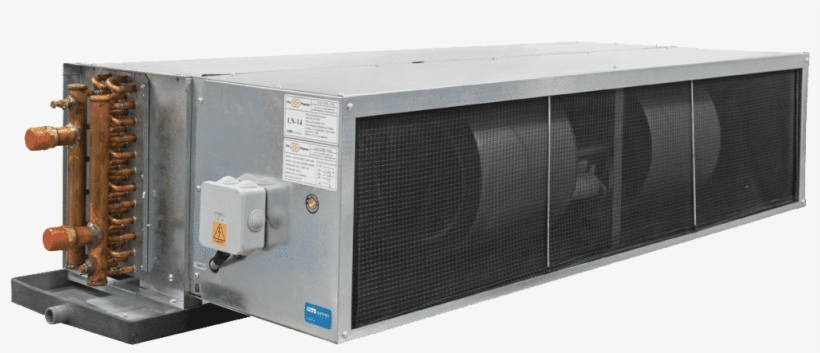 A Part Of The Hvac System, Fan Coil Units Are Used - Electric Generator, transparent png #10072839