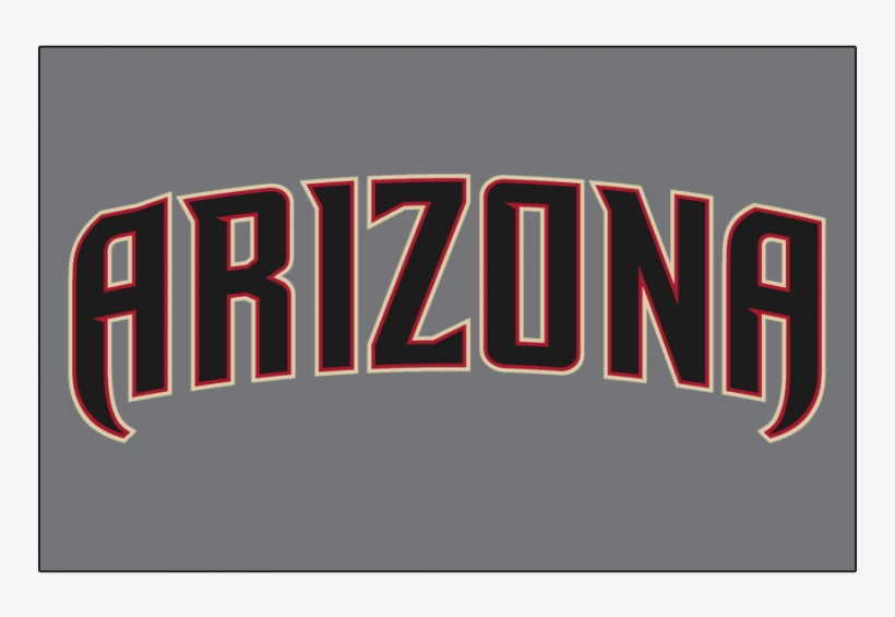 Arizona Diamondbacks Iron On Stickers And Peel-off - Arizona Diamondbacks, transparent png #10074254