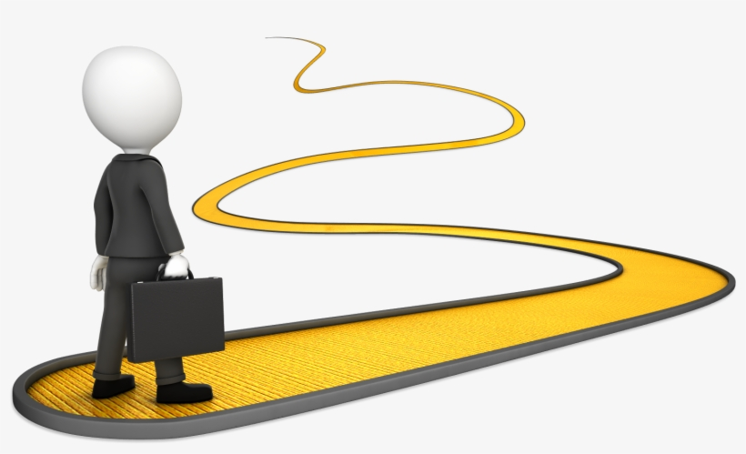 Pathway Clipart Way - Road To Success Clipart Transparent ...