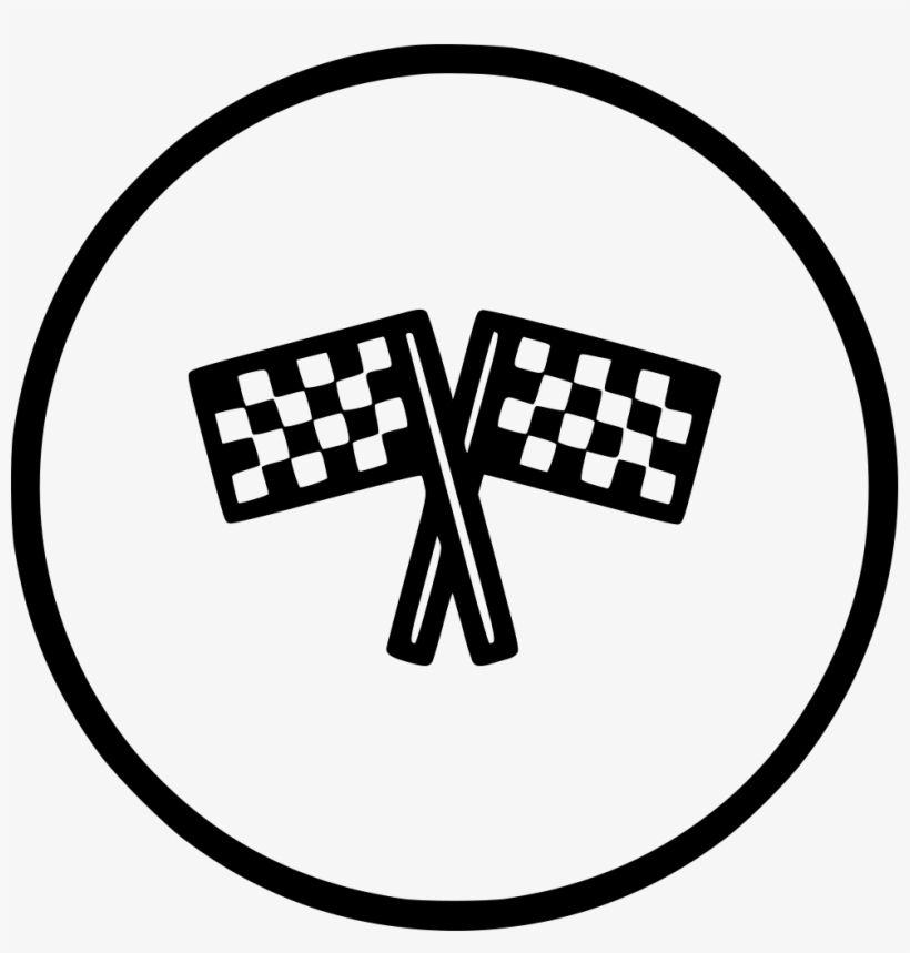 Start Flag Png - Start Race Icon, transparent png #10076759