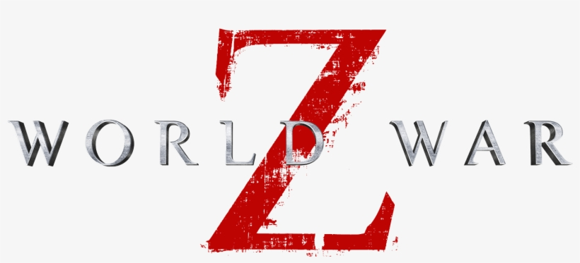 Considering That World War Z, The Film Starring Brad - World War Z Game Logo, transparent png #10079585