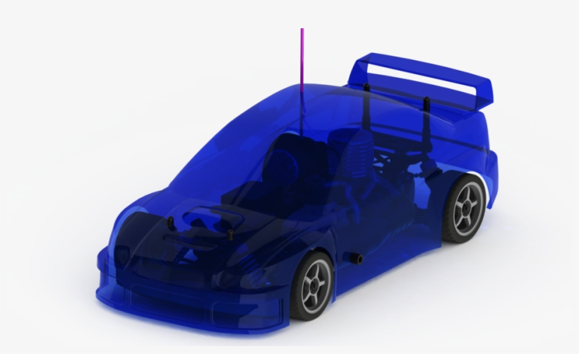 Load In 3d Viewer Uploaded By Anonymous - Model Car, transparent png #10082116