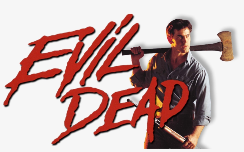Evil Dead Png Text, transparent png #10085094
