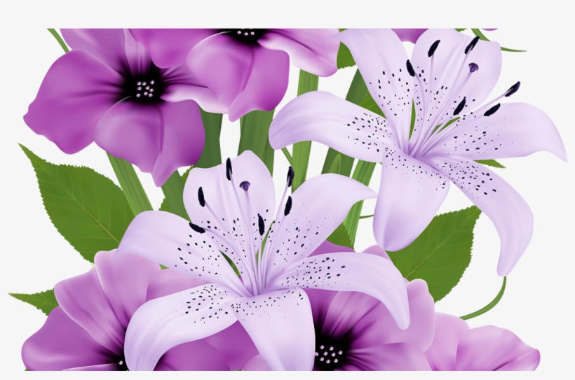 Beautiful Flower Hd Png, transparent png #10087923