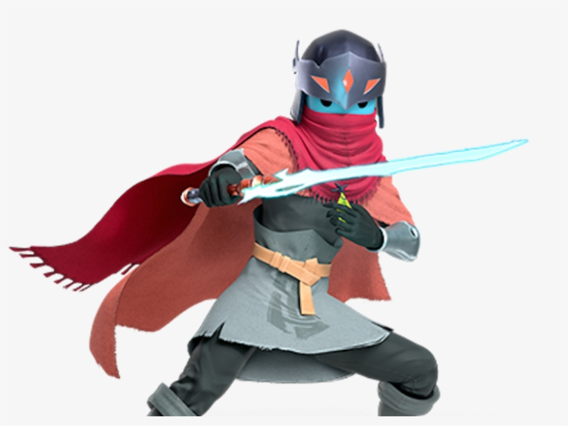 Smashified Shows How The - Hyper Light Drifter Smashified, transparent png #10094704