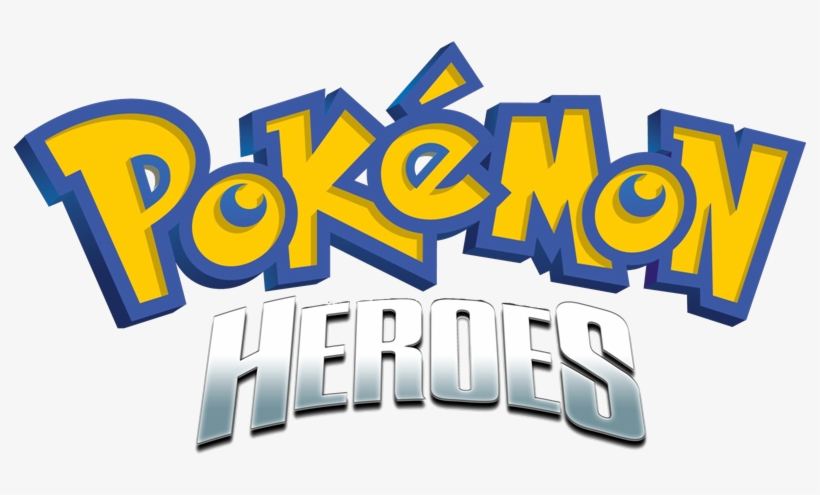 Pokemon Heroes - Pokemon, transparent png #10094830