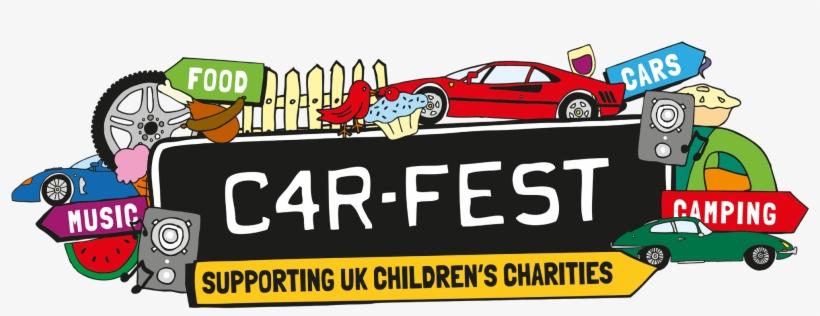 Carfest Logo Main - Car Fest 2019 Line Up, transparent png #10095201