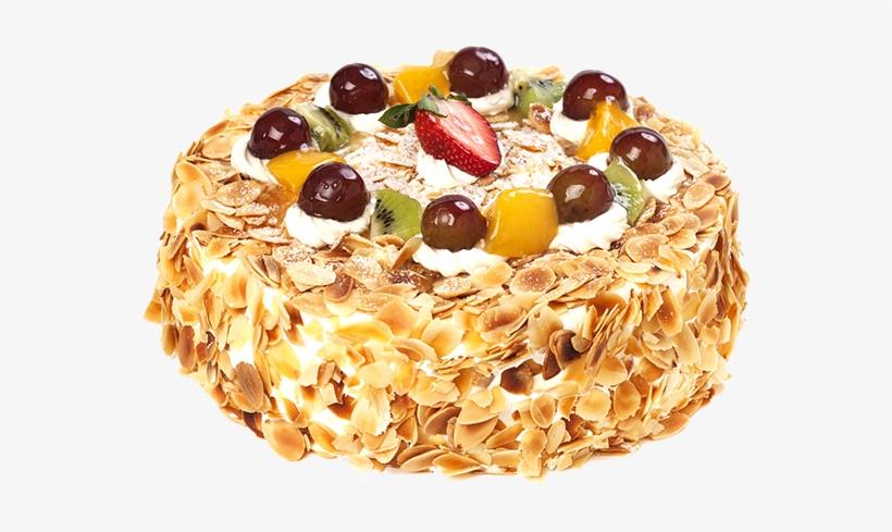 Fresh Fruit Cake Bon Bon Bakery, transparent png #10097652