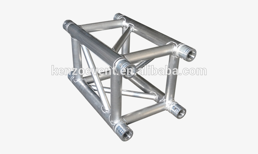 Outdoor Concert Stage Truss Frame Structure Lighting - Bicycle Frame, transparent png #1010311
