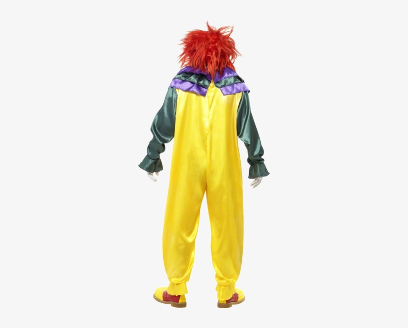 It The Creepy Clown Costume With Mask - Pennywise The Dancing Clown Pants, transparent png #1016264