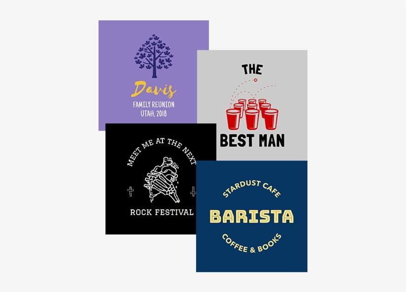Design Your T Shirt Now 2018 Family Reunion Free Transparent Png