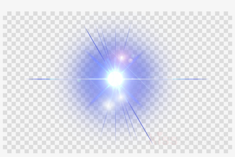 Beautiful Light, Blue, Sky, Transparent Png Image &amp - Point Of Light Png, transparent png #10100214