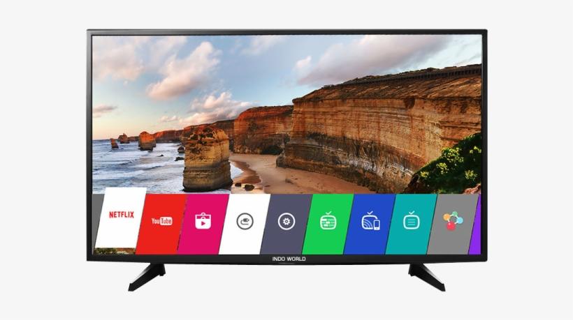 50 Inch 4k Smart Led Tv - Lg Smart Tv 49 Inch Price, transparent png #10101532