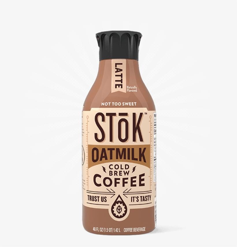 Stok Cold Brew Oat Milk, transparent png #10102028