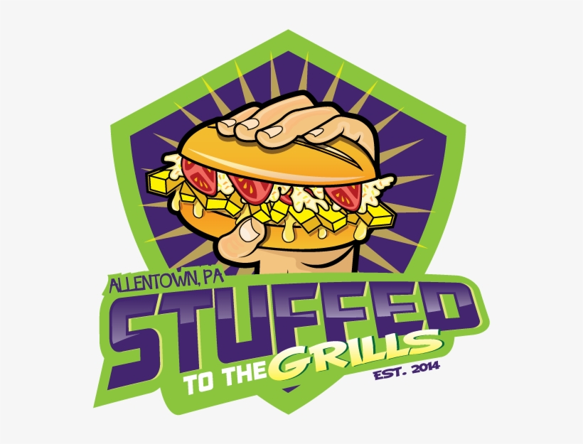 Stuffed To The Grills Logo - Fast Food, transparent png #10104148