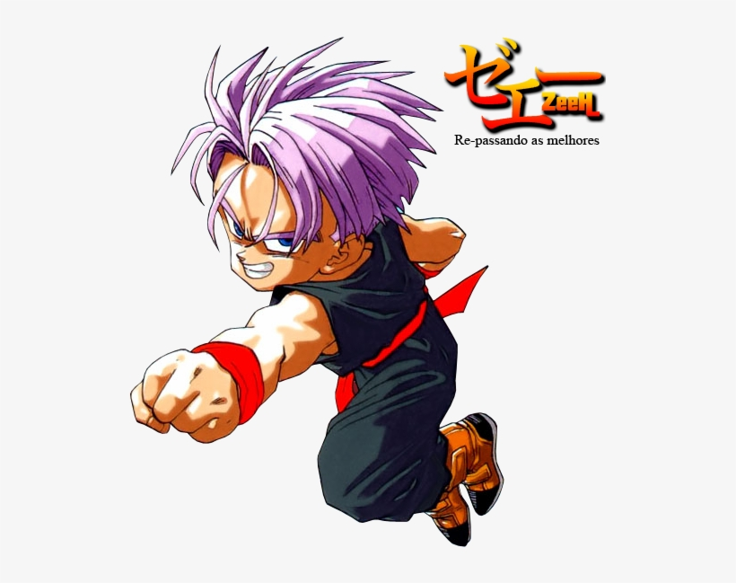 Trunks Render Photo - Kid Trunks, transparent png #10104252