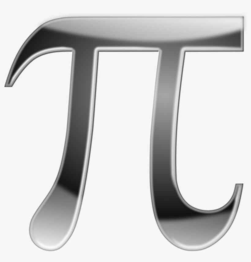 Pi Maths Mathematics Constant Png Image - 3d Pi Symbol, transparent png #10104617