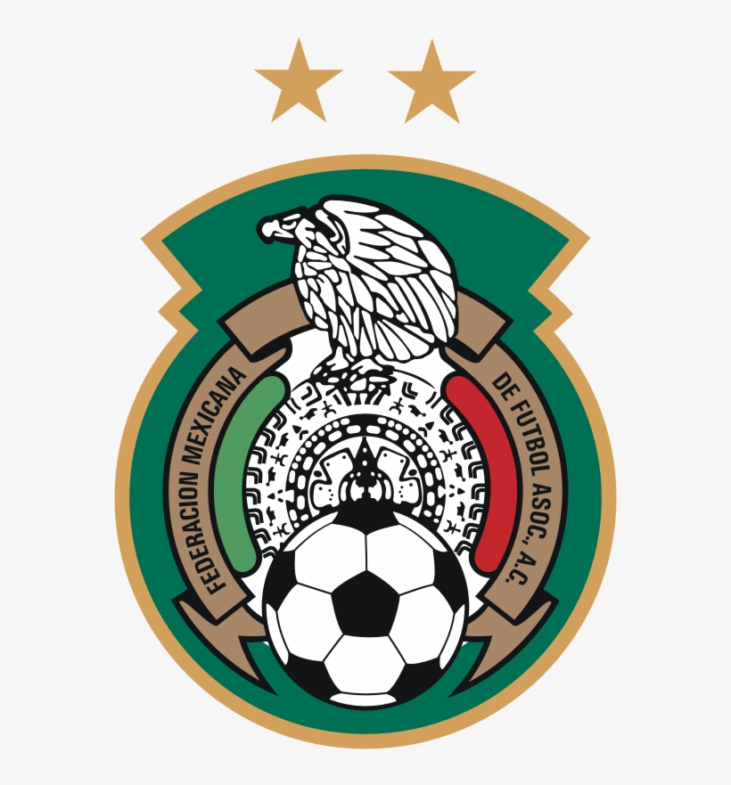 2015 - Mexico Football Team Badge, transparent png #10105370