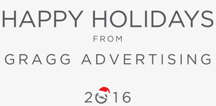 Happy Holidays From Gragg Advertising - Hyatt Place, transparent png #10110879