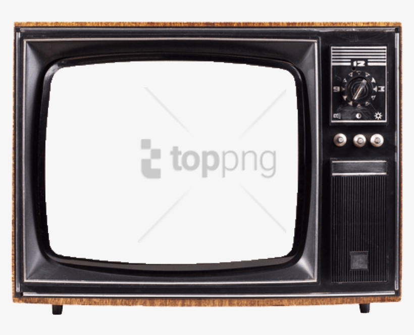 Free Png Download Old Television Transparent Png Images - Old Tv, transparent png #10121911