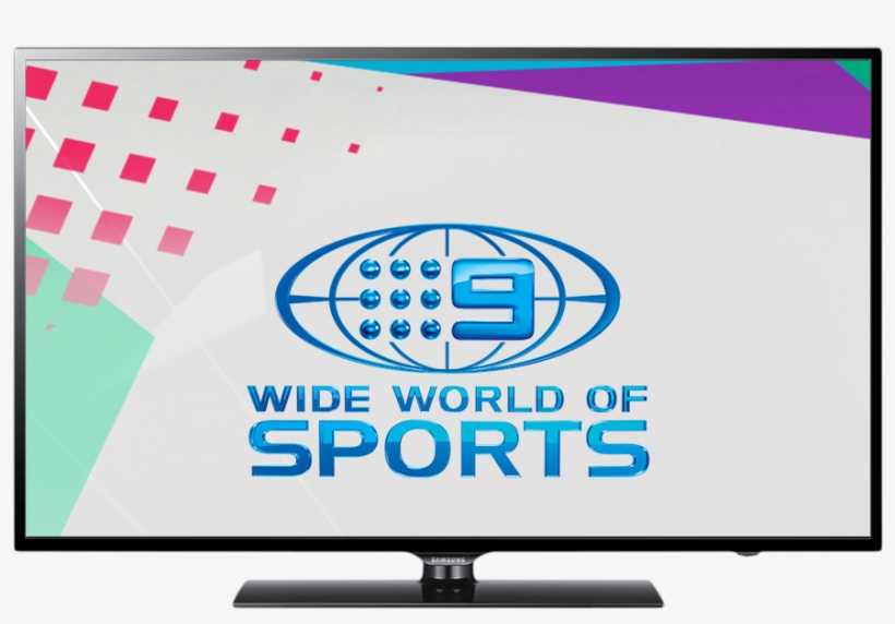 Free To Air Tv - Nine's Wide World Of Sports, transparent png #10123009