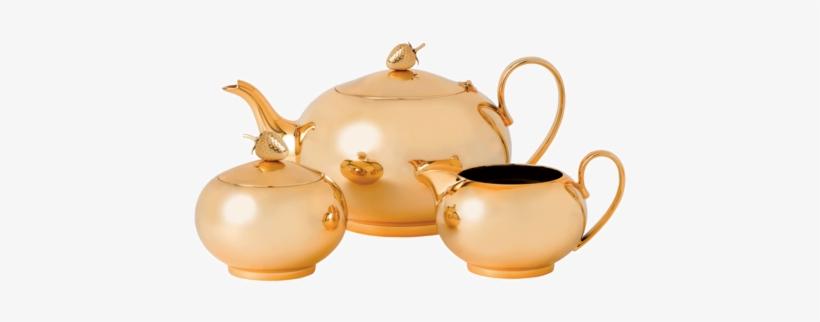 Download Tea Set Free Png Photo Images And Clipart - Tea Set Png, transparent png #1026047