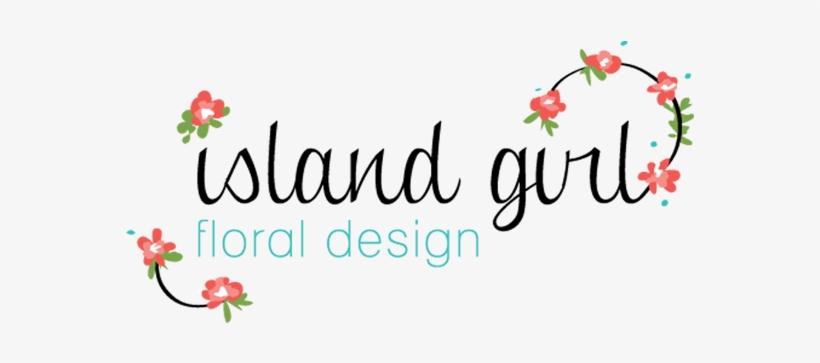 Island Girl Floral Design, transparent png #1027774