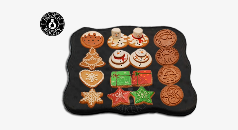 Christmas New Cookies - Christmas Cookie Transparent Pngs, transparent png #1028269
