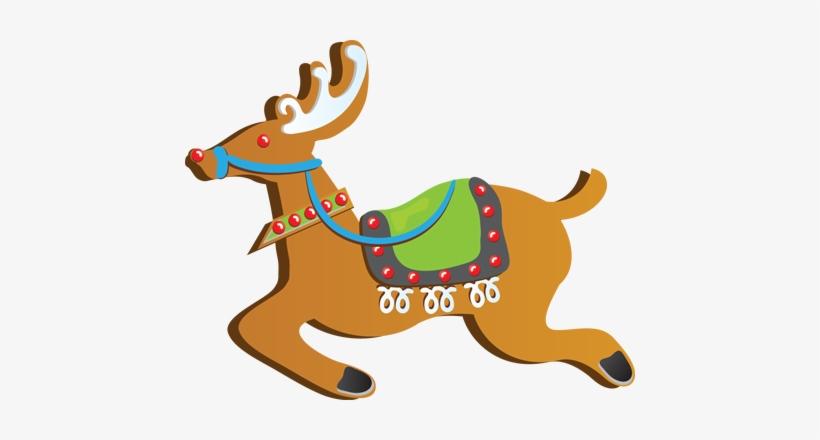 Christmas Cookie Border Clipart - Clip Art, transparent png #1028397