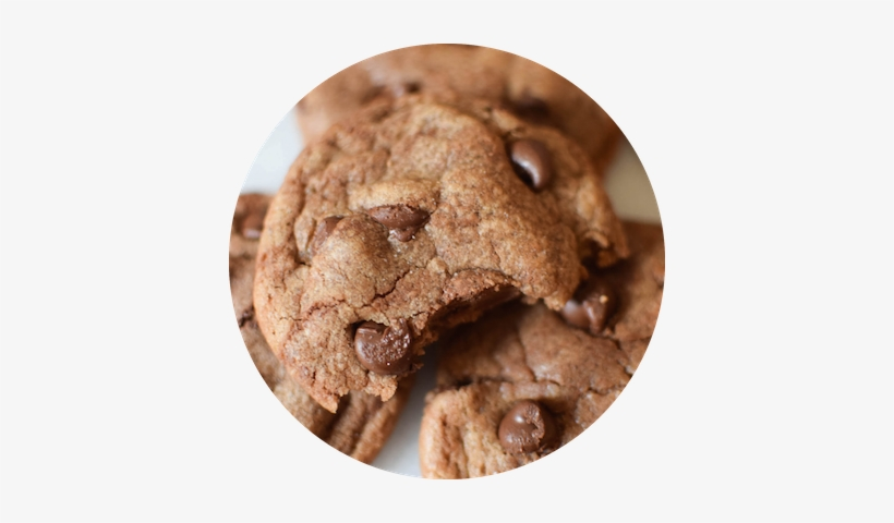 Christmas Cookie Countdown Cookies - Chocolate Chip Cookie, transparent png #1028997