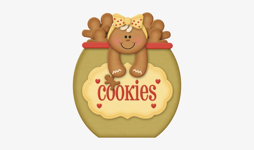 Clipart Resolution 350*405 - Free Clipart Cookie Jar, transparent png #1029394