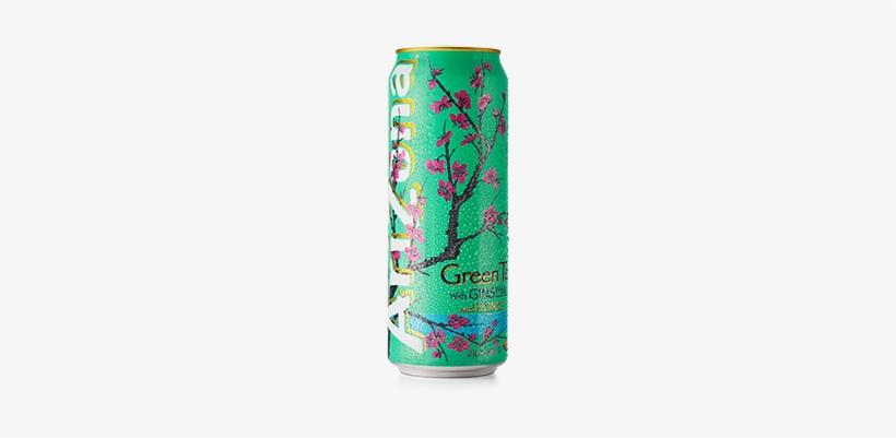 Arizona Tea Can Png - Arizona Iced Tea, transparent png #1030088