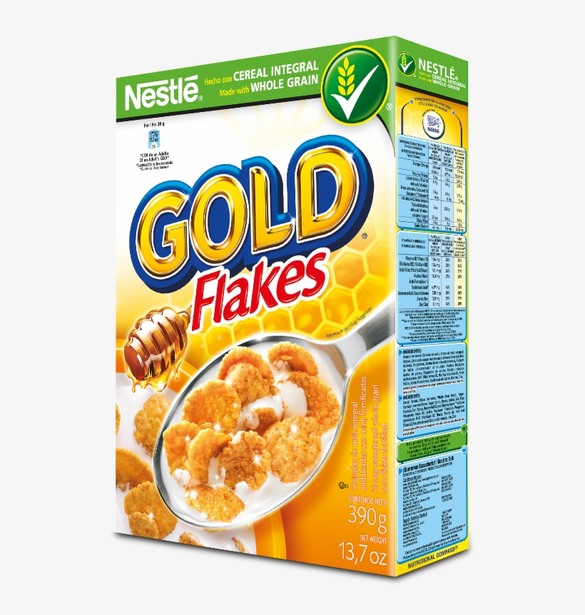 Connect With Us - Golden Flake Cereal, transparent png #1030712