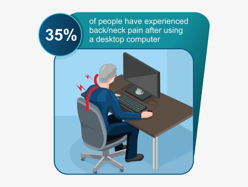 1 Nov - Computer Desk, transparent png #1032043