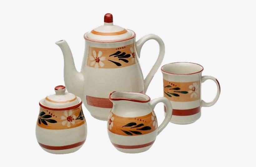 Tea Set Png, transparent png #1032468