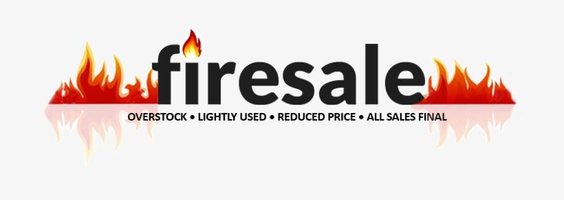 Firesalegraphic - Fire Sale, transparent png #1034172
