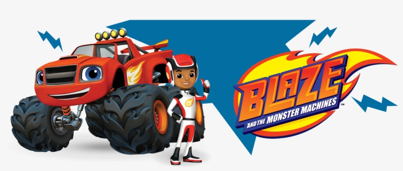 Blaze And The Monster Machines Clipart, transparent png #1034937
