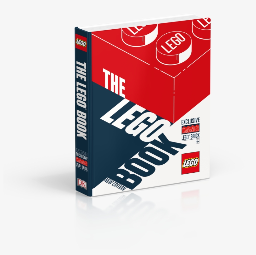 Besides Being Updated With Pictures And Facts On The - Lego Book New Edition, transparent png #1037666
